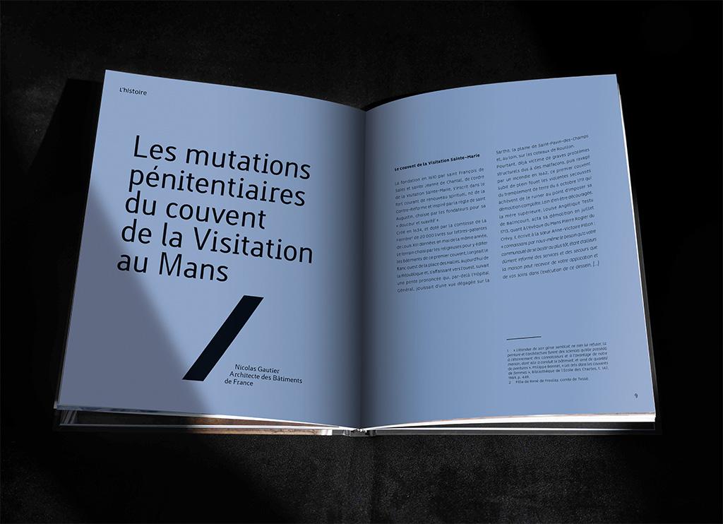 Agence de communication A Tribu Le Mans 72 Sarthe Pays-de-la-Loire — Jean-François Mollière photographe livre Puissantes mémoires