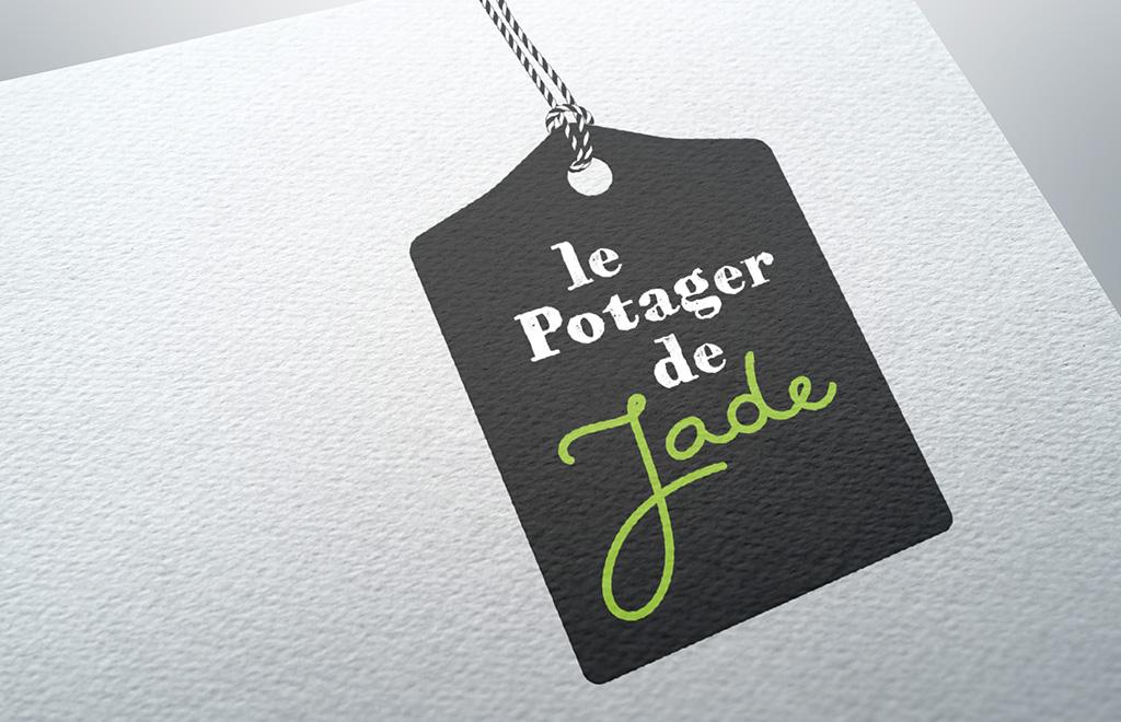 Agence de communication A Tribu Le Mans 72 Sarthe Pays-de-la-Loire — Potager de Jade