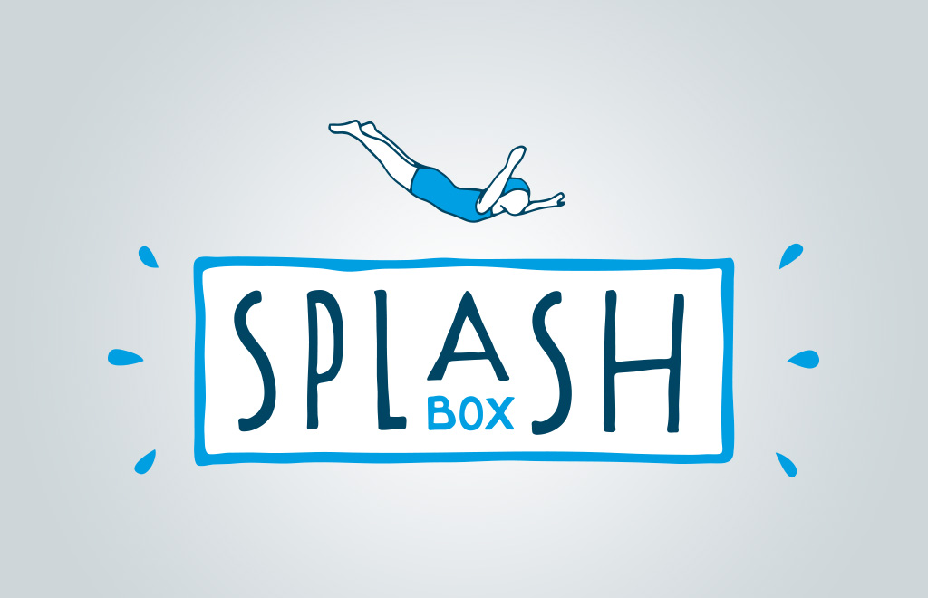 Agence de communication A Tribu Le Mans 72 Sarthe Pays-de-la-Loire — Splash Box logo