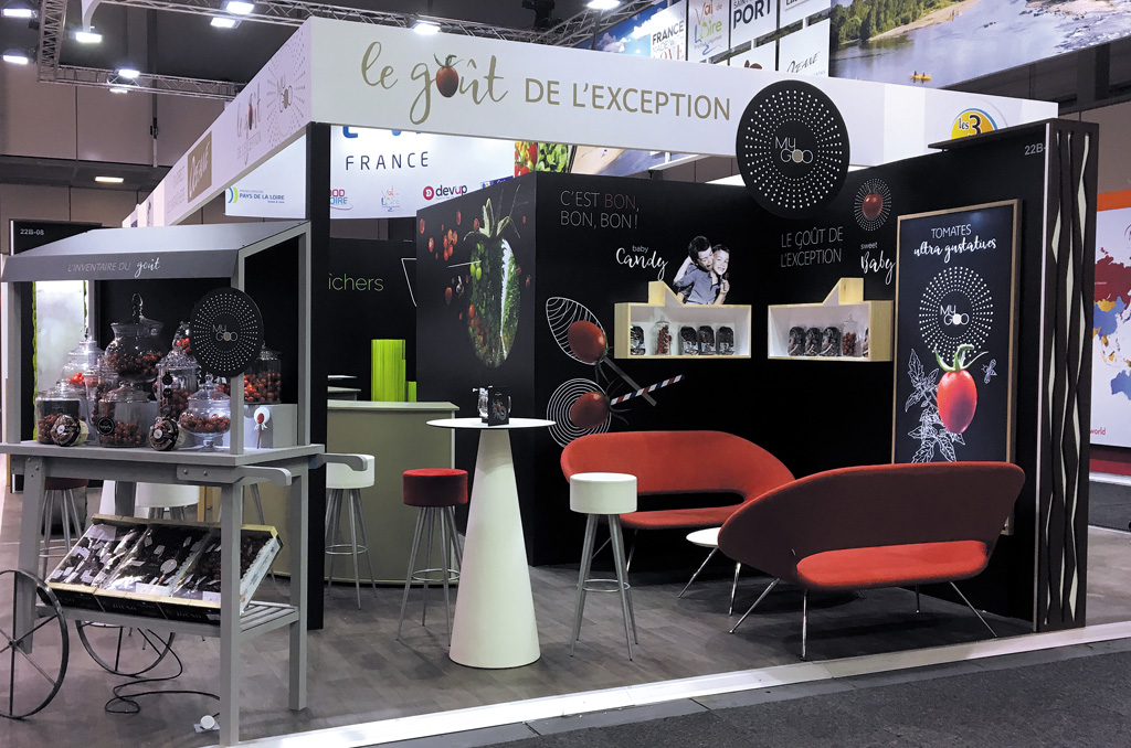 Agence de communication A Tribu Le Mans 72 Sarthe Pays-de-la-Loire — My GOO stand 2019