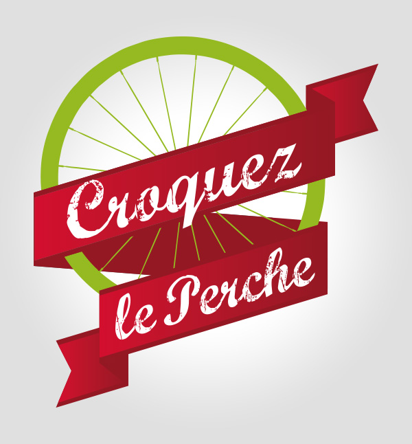Agence de communication A Tribu Le Mans 72 Sarthe Pays-de-la-Loire — Semaine fédérale de cyclotourisme 2017 logo